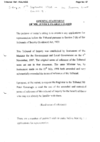 Opening Statement – 8th September 1998